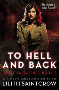 To hell and back / Lilith Saintcrow - Les pipelettes en parlent...