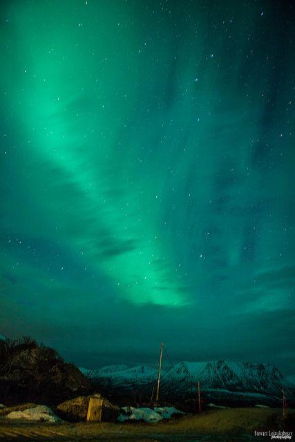 Northern Lights (Aurora Borealis), Andøy, Norway