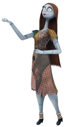 Sally - The Nightmare Before Christmas Wiki