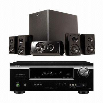 System kina domowego DVD, HDT-300 Home Theater