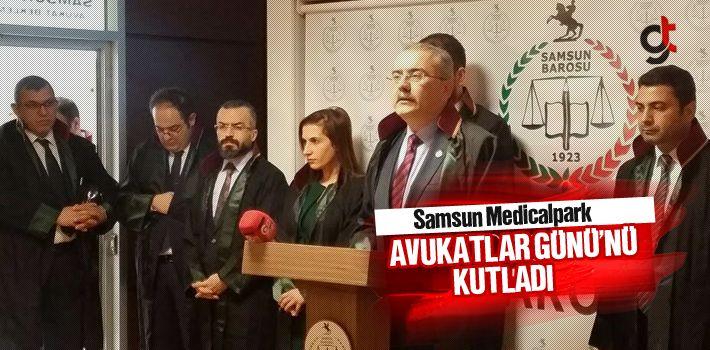 Samsun Medicalpark Avukatlar Günü'nü Kutladı