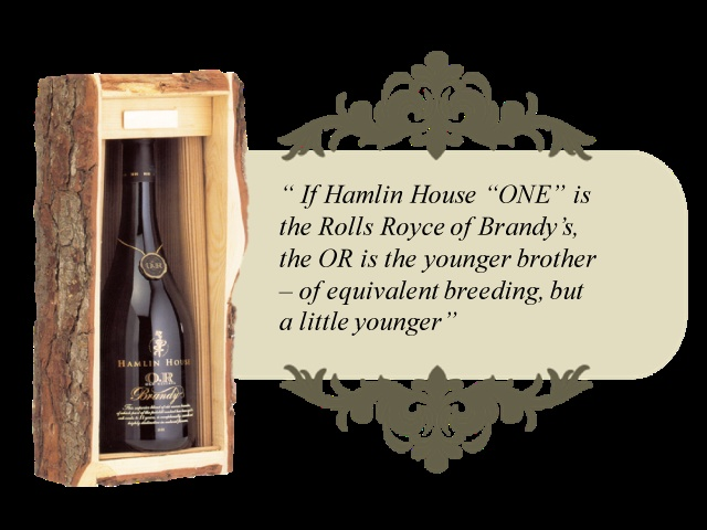 Hamlin House wine safari
