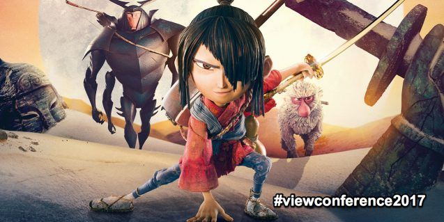 """Modelli di carta 3D in """"Kubo and The Two Strings"""""""