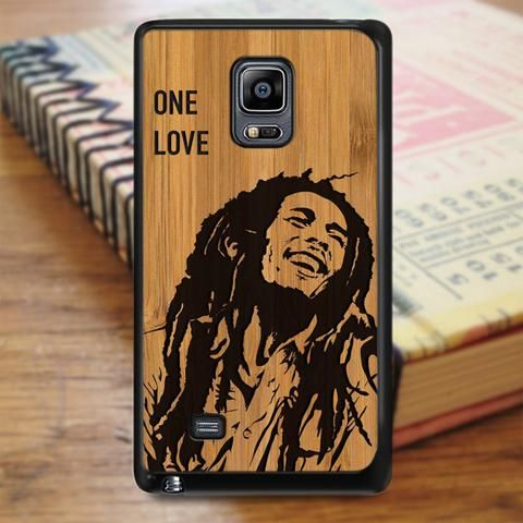 Bob Marley One Love Samsung Galaxy Note 5 Case