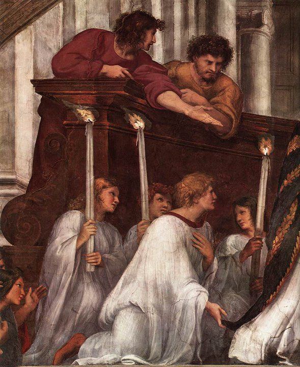 Raffaello Sanzio 1483-1520   Italian High Renaissance painter