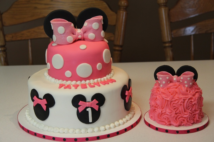 Happy 1st Birthday...Minnie Mouse!!!
