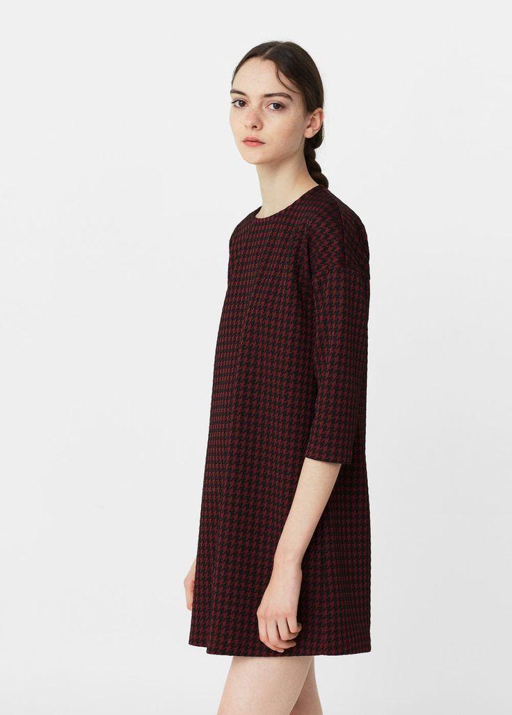Printed dress   MANGO