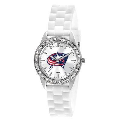 NHL Columbus Blue Jackets Women&39s Frost Watch | Blue Products and