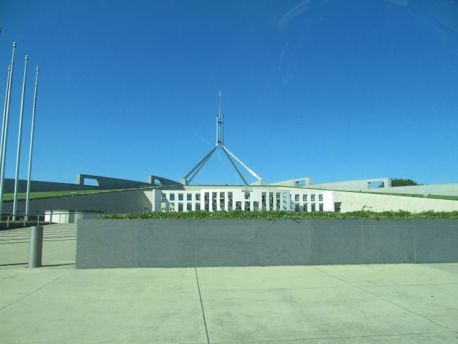 Parliment House, Canberra, ACT