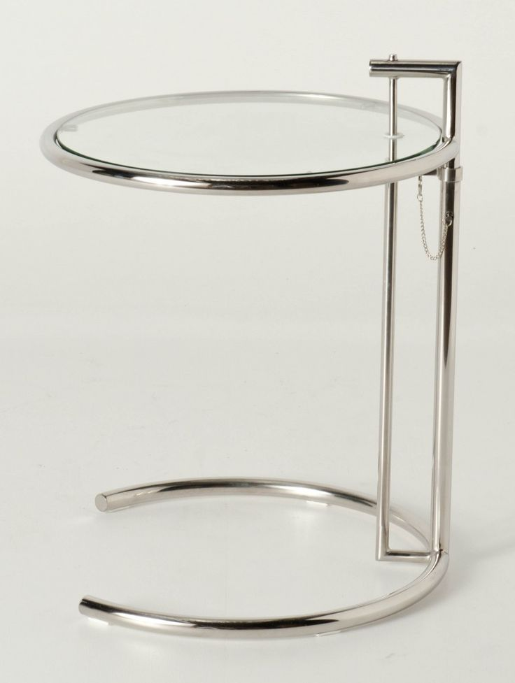 Milano Republic Furniture - Premium Replica Eileen Gray Side table-Stainless Steel or Polished Steel, $125.00 (http://www.milanorepublicfurniture.com.au/premium-replica-eileen-gray-side-table-stainless-steel-or-polished-steel/)