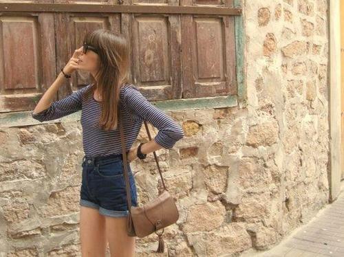 francoise hardy, jean shorts