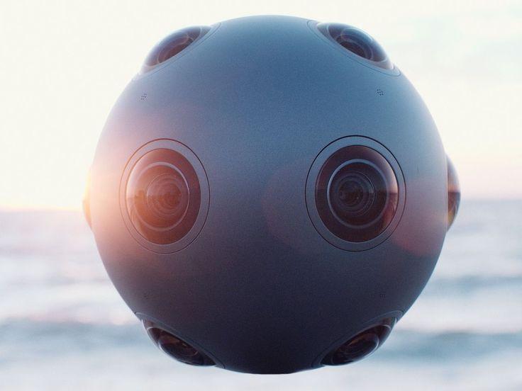 Image result for Caméra à 360 degrés