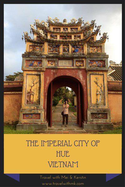 The Imperial City of #Hue, #Vietnam © TravelwithMK.com #travel #SEAsia #Asia #travelblog