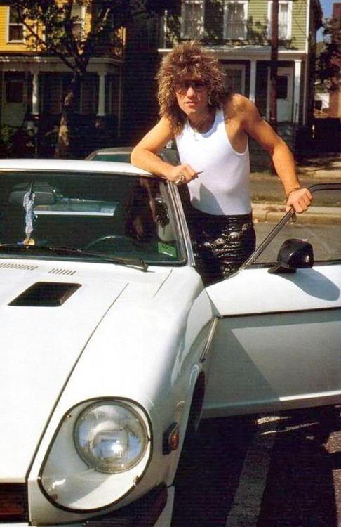Jon Bon Jovi. Total stud.