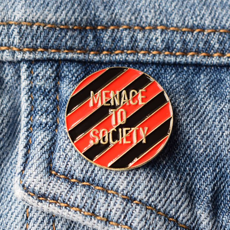 Are you interested in our enamel pin badge brooch? With our dennis the menace comic you need look no further.