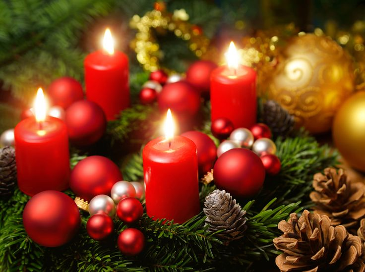 Brandgefahr: Wie Sie Weihnachten unbeschadet überstehen #News #Wohnwelten