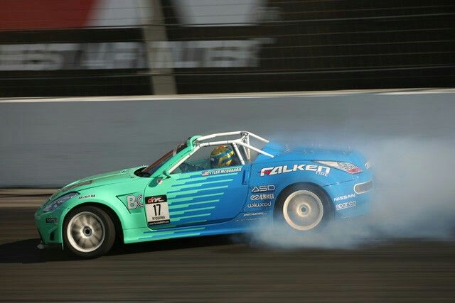 New ASD Pro-Am Car for 2011 | THE JACKSTAND ASD is building a new Pro-Am car for 2011. We're taking the Nissan 350Z convertible chassis that Tyler McQuarrie ran under the Falken Tire banner in 2009 and 2010, and