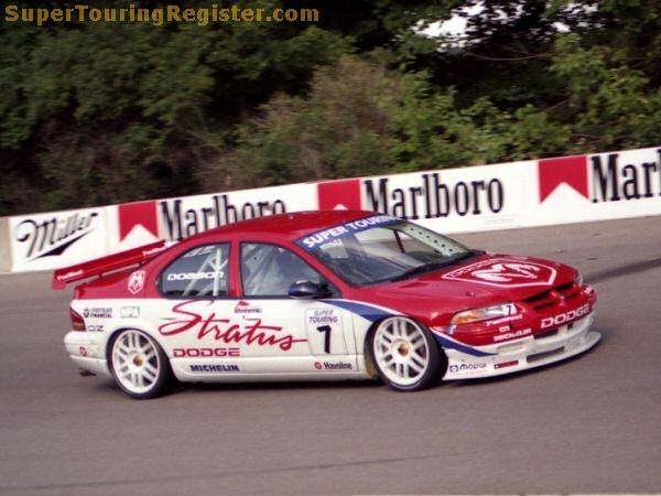 Chrysler Stratus Retro Rides Touring Car Week Cars Modified Dodge