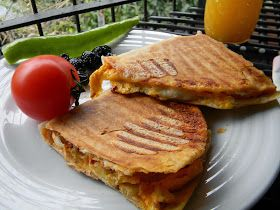 Vişnap: Tortilla Tost