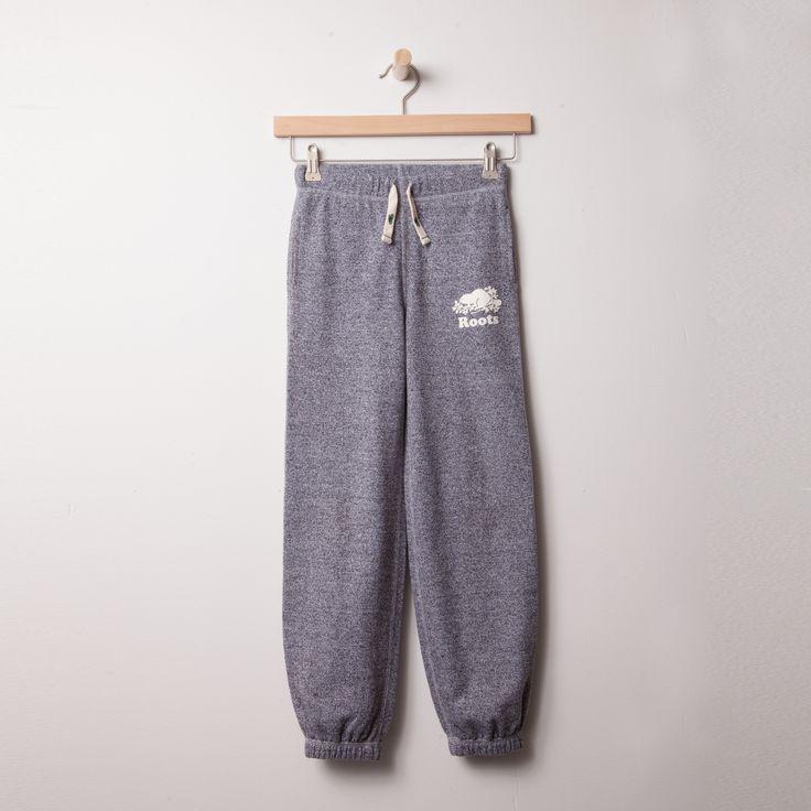 Original Sweatpant | Kids Girl's, Bottoms Pants and Leggings | Roots