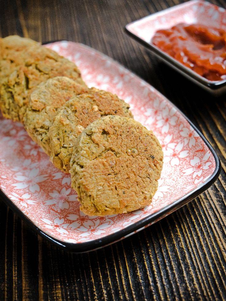 Falafel z piekarnika | ugotowana ciecierzyca | Przepis | Blendman.pl