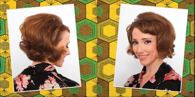 Bouffant Tutorial and Style Me Vintage Review - Va-Voom Vintage | Vintage Fashion, Hair Tutorials and DIY Style