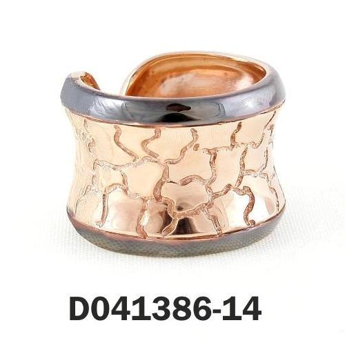 Ring Pink Gold 14k
