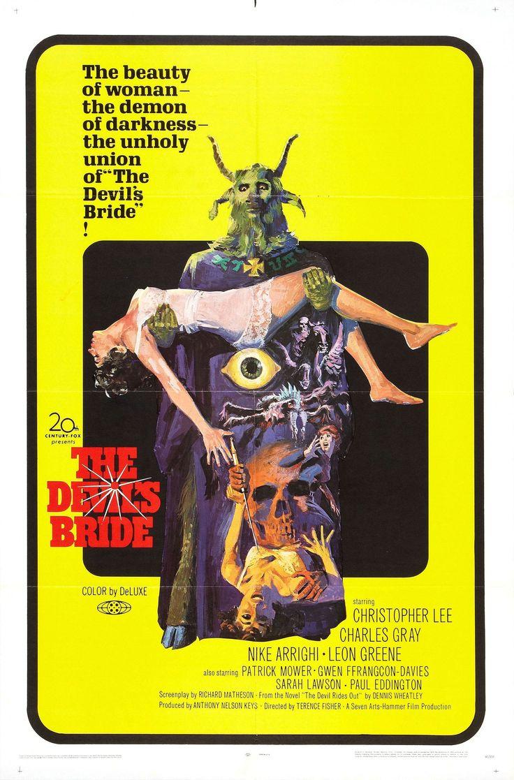 The Devil Rides Out (1968; a.k.a., The Devil's Bride).