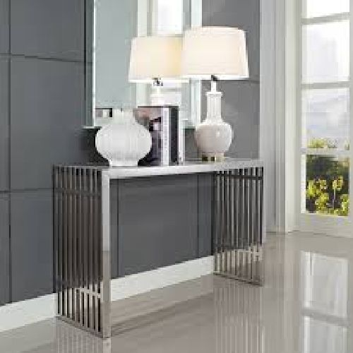 Contemporary Console Tables is not a Classical Architecture Anymore