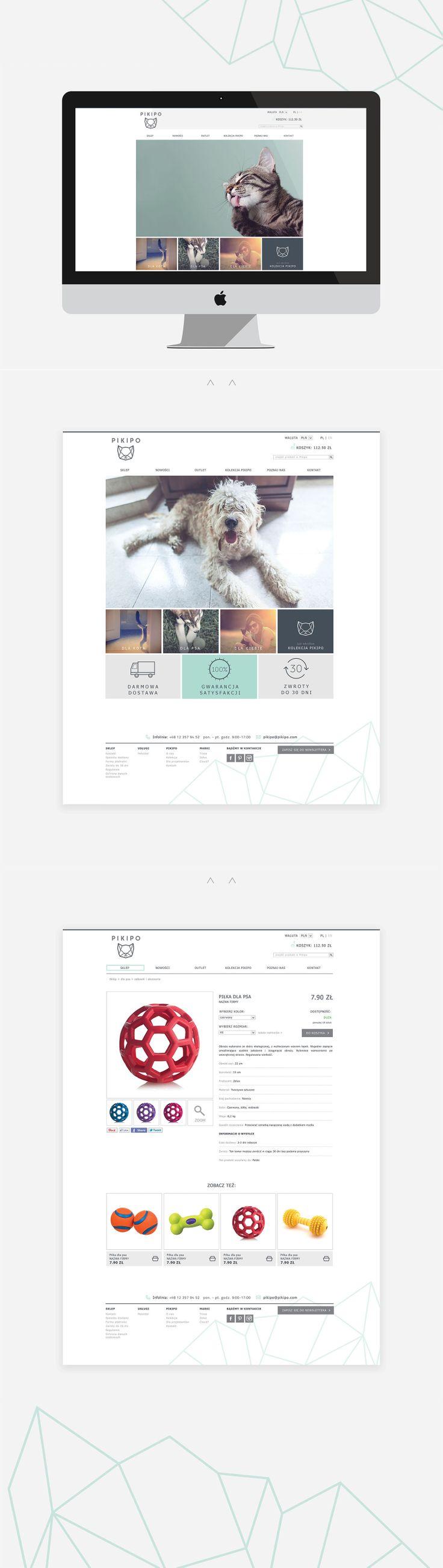 Pikipo #interface #design #UI #website #web
