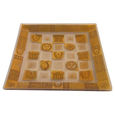 Check out this item at One Kings Lane! Georges Briard Midcentury Platter