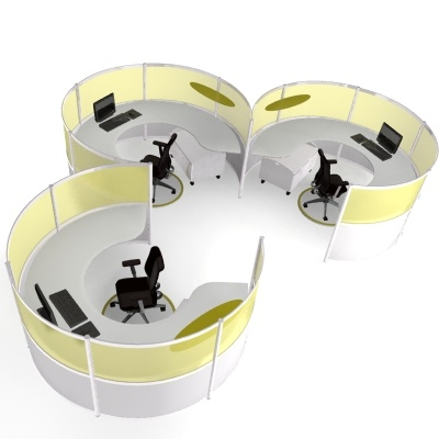 Modular Office Furniture   Workstations, Cubicles, Systems, Modern,  Contemporary