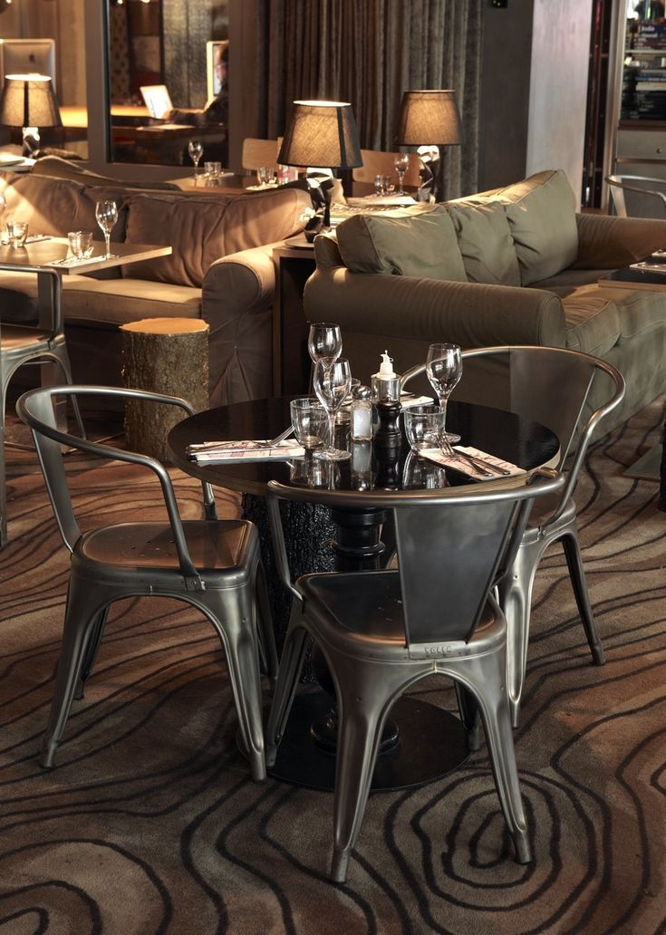mama shelter paris by philippe starck restaurant kitchenrestaurant - Philippe Starck Kitchen