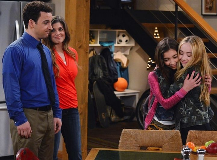 THIS PICTURE! Article: Ben Savage Is Basically The Same Person As Cory Matthews (And He's OK With That)