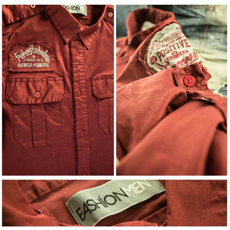 Una camisa Roja excelente para tener en tus mejores pintas ! Vamos recogiendo lo que sembramos, somos hombres fashionmen #Mensclothes #Streetstyle #Fashionmen #TendenciasFashionmen #MensClothes #StreetStyle #style #stylish #pants #shirt #handsome #cool #guy #boy #boys #man #tshirt #styles  #fresh