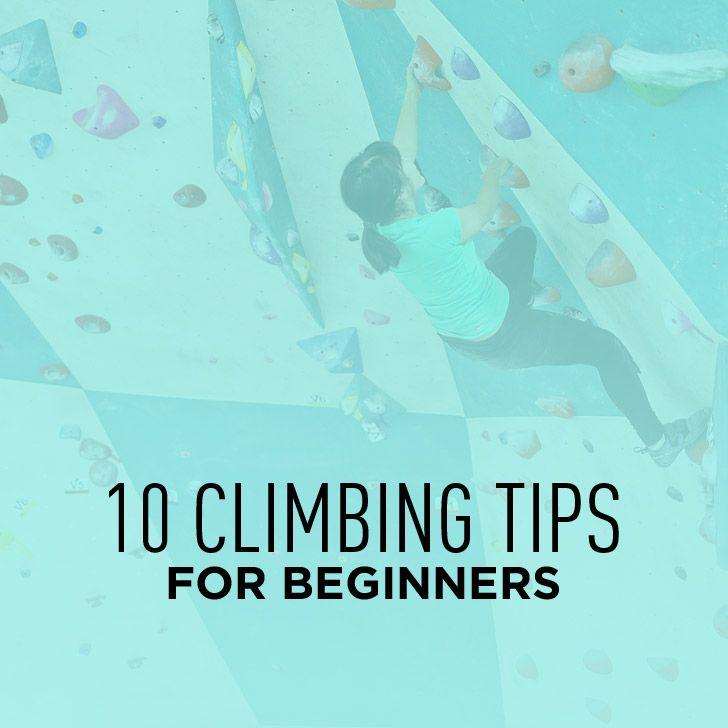 10 Great Beginner Rock Climbing Tips // localadventurer.com