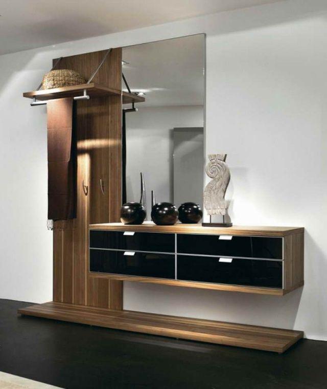 Meuble d 39 entr e moderne pour la bonne premi re impression design - Moderne entree meubels ...
