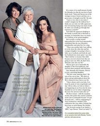 Australian Womens Weekly Mother's Day 2012 Issue.