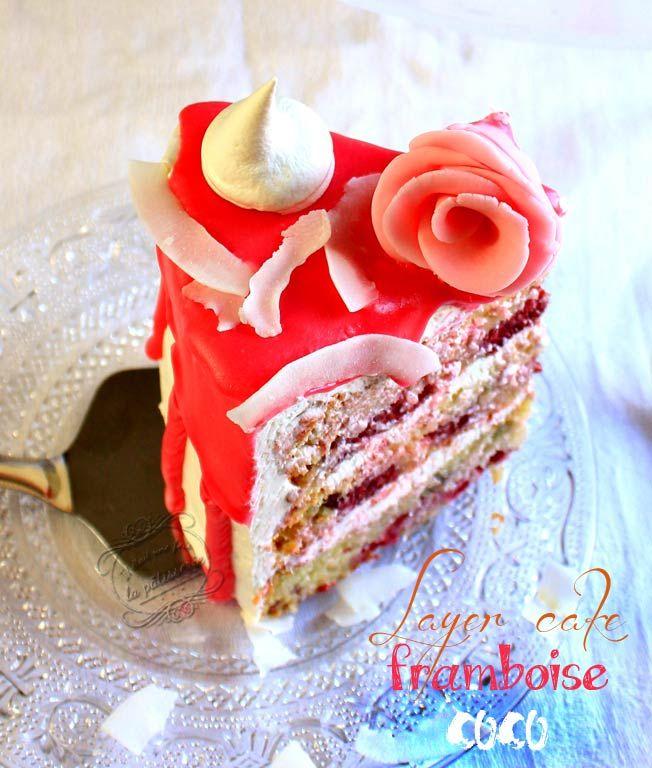 Cake Sucr Ef Bf Bd Aux Pignons De Pin