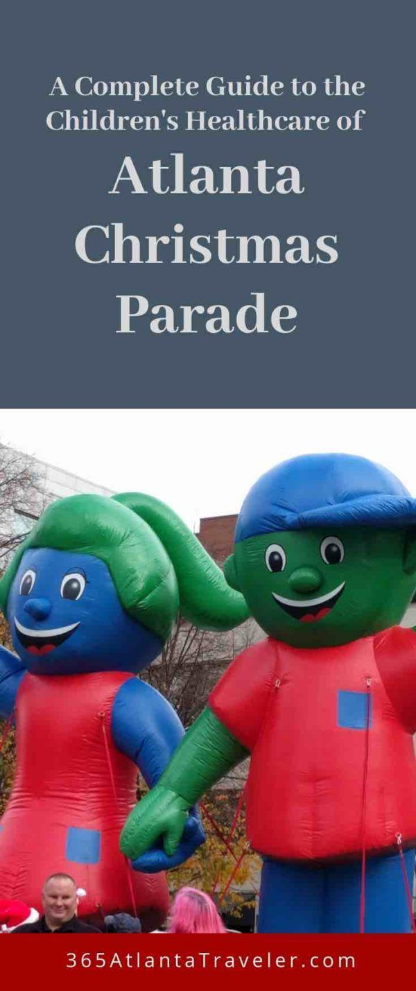 The Children\'s Healthcare of Atlanta Christmas Parade is a tradition ...