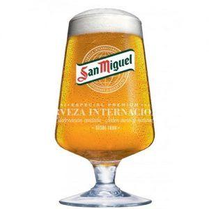 copa san miguel cerveza
