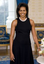 Michelle Obama Biography :: National First Ladies' Library