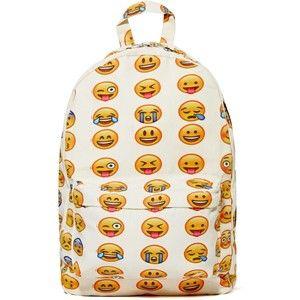 Emoji-nal Backpack