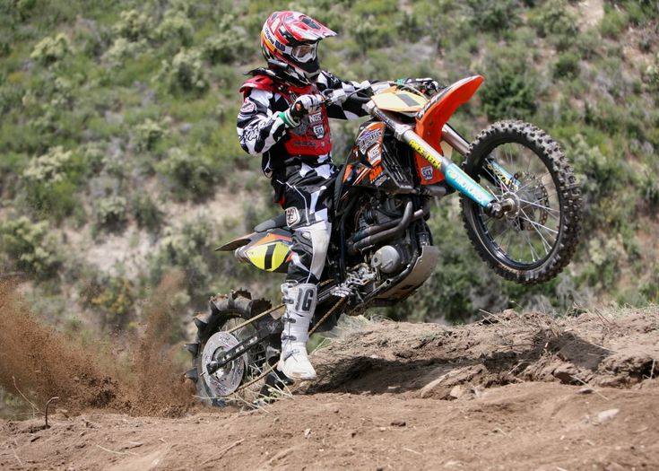 See it in action this May At the Glen Helen Pro Hillclimb May 20-22. Description from thumpertalk.com. I searched for this on bing.com/images