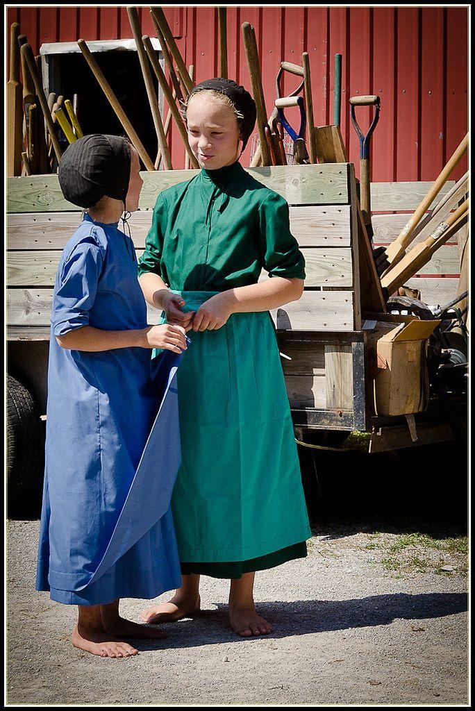 Amish datovania lôžko pytačky