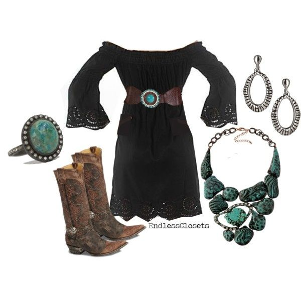 Great country concert dress