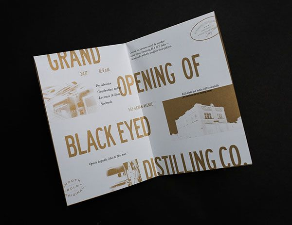 Blk Eye Branding on Behance