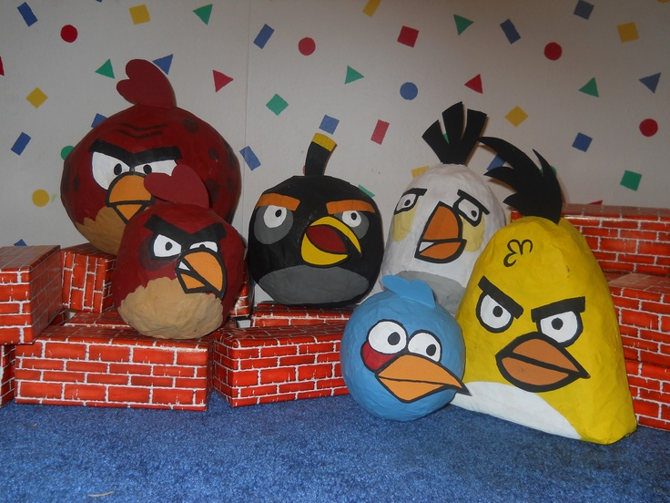 38 Best Ideas About House Boys Bedroom Angry Bird Theme