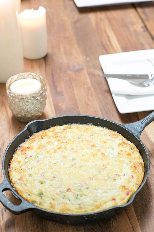 The Best Egg Frittata Recipe / Brunch Recipes / Frittata Recipes / Breakfast / Easy Entertaining