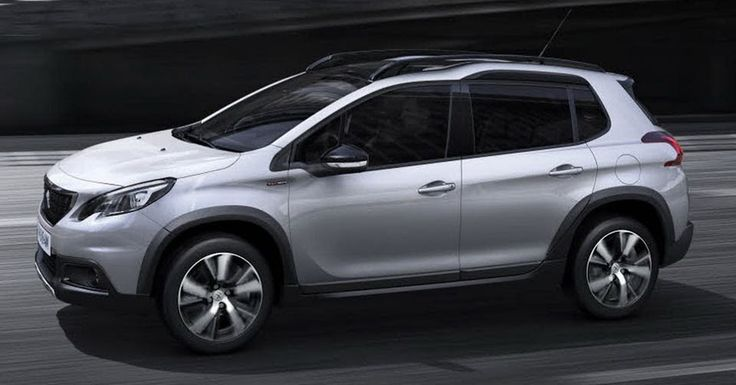 Next-Gen Peugeot 2008 Reportedly Coming In 2019 With Electric Version #Dongfeng #Electric_Vehicles